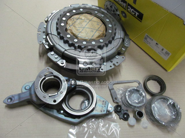 Комплект сцепления Seat Leon 2010-2012 (1.6TDI) - LUK