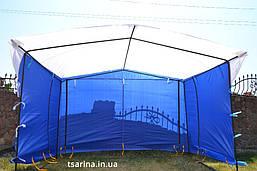 Палатки торговые.Шатры.1.5х1.5 2х2 3х2 3х3 6х3.от 1200гр, фото 2