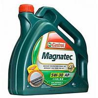 Масло моторное Castrol Magnatec 5W-30 AР синтетика (4л), 4107436766