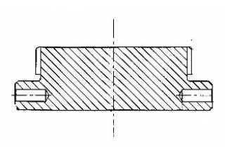 Заглушка для корпуса фильтра 4''