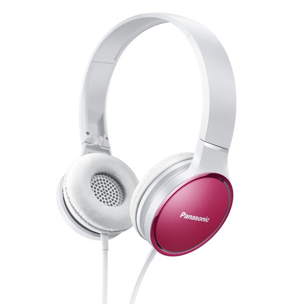 Наушники Panasonic RP-HF300GC (White-Pink)