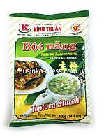 Крахмал из Тапиоки Bột năng Tapioca Starch 400г (Вьетнам)