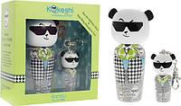 Kokeshi Parfums Bambu by Valeria Attinelli Набор (edt 50ml + edt mini 5ml с брелком)