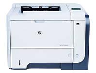 Б/У Принтер HP LaserJet P3015, White, 1200 x 1200 dpi, дуплекс, до 40 стр/мин, ЖК-панель, USB (картридж CE255A)