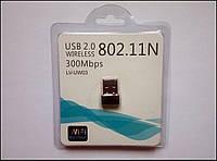 Адаптер USB 2.0 Wi-Fi 300Mbps b/g/n