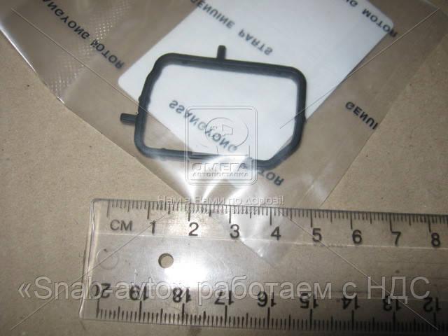 Прокладка трубки системы охлаждения Actyon (Sports 2012), New Actyon, Rexton (производство SsangYong) (арт. 6712010186)