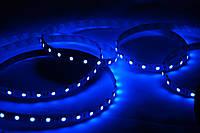 Подсветка диодная PVC силикон 120см синяя., фото 1