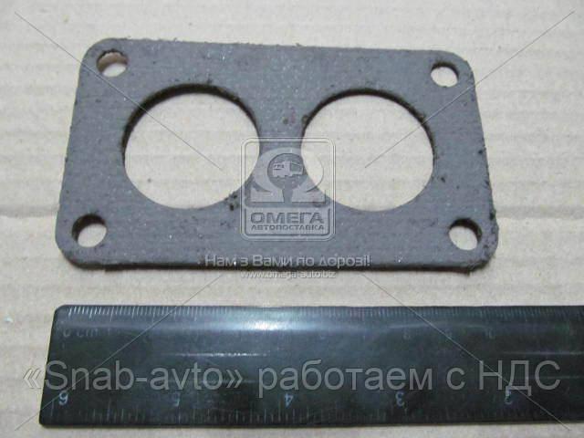 Прокладка карбюратора и трубы впускной ГАЗ (производство г.Ярославль ) (арт. 53-1107015)