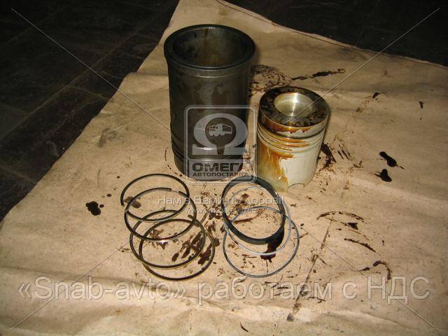 Гильзо-комплект ЯМЗ 238Б (ГП+Кольца) (нирезист) (гр.А) П/К (производство ЯМЗ) (арт. 238Б-1004005), AGHZX