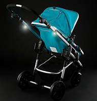 Подсветка для детской коляски, рюкзака, инвалидного кресла, велосипеда