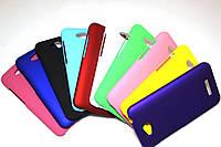 Пластиковый чехол для HTC Desire 616 (10 цветов), фото 1