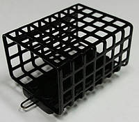 Кормушка фидерная крашенная 60г  (упак 8шт)