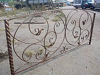 Кованые перила арт.кп.№35