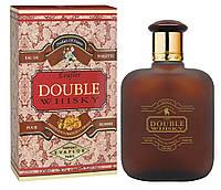 Evaflor Double Whisky Pour Homme edt 100 ml. мужской лицензия