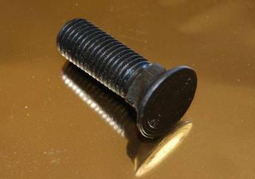 Болт лемешный М20 ГОСТ 7786-81 с потайной головкой и квадратным подголовком, фото 2