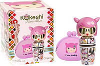 Kokeshi Parfums Cherry by Valeria Attinelli Набор (edt/50ml + mini кошелек)