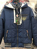 "Куртка для мальчика под резинку оптом ""Чемпион"", фото 1"