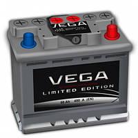 Аккумулятор Vega  50Ah 480A R+