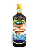 Вьетнамский Рыбный соус Premium Fish Sause NUOC MAM TAM DUC крепость 30,  900 ML. (Вьетнам)