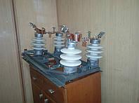 Разъединитель РЛНДз-10Б/400 (2-х полюс.)