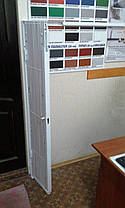 Раздвижные решетки с откидным порогом КИЕВ, фото 3