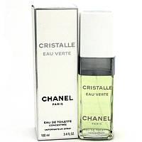 Женская туалетная вода  Chanel Cristalle Eau Verte 100 мл