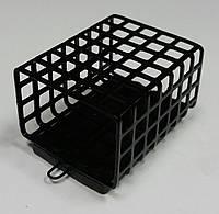 Годівниця фідерна фарбована 80г (упак 8шт), фото 1