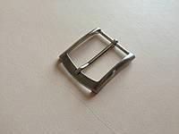 Пряжка ременная, ширина - 40 мм, цвет - никель, артикул СК 5208, фото 1