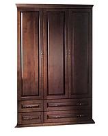 Шкаф 3-х дверный с ящиками(филенка)
