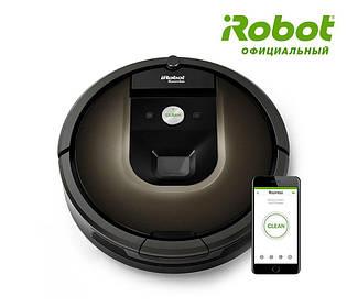 Робот пылесос IRobot Roomba 980