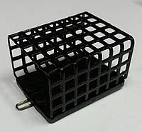 Кормушка фидерная крашенная 100г  (упак 8шт), фото 1
