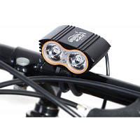 Acacia L2 велосипедный фонарь Чёрный