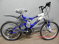 Подростковый велосипед Azimut Scorpion 20 дюймов