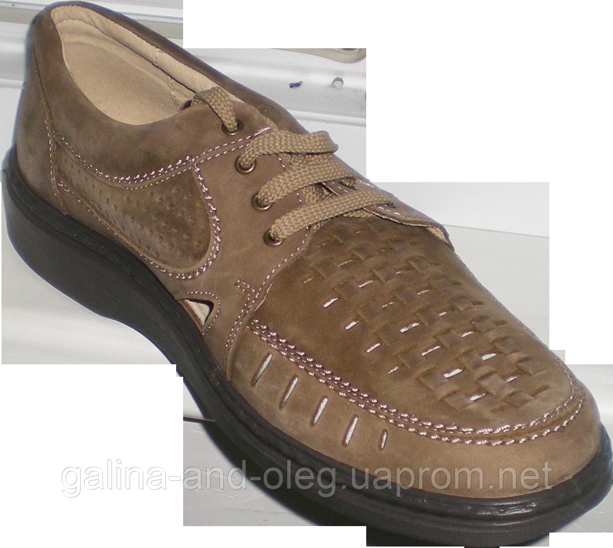 Обувь мужская Тигина