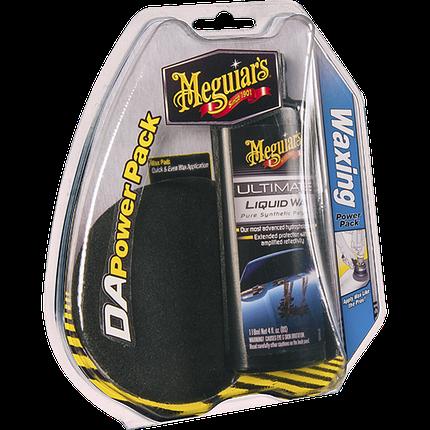Набор для нанесения воска - Meguiar's DA Waxing Power Pack (G3503INT), фото 2