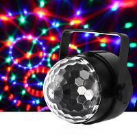 UKing ZQ-B9 6 Вт светодиодный свет для сцены и рекламные вывески Чёрный
