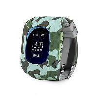 Умные часы Smart Baby W5 (Q50) (GW300) GPS Smart Tracking Watch Military