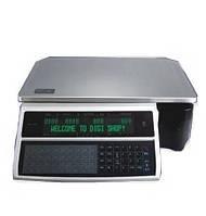 Весы с печатью этикетки DIGI SM-100 B Plus