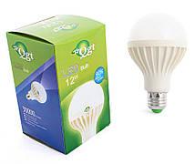 Светодиодная лампа Led или лед лампочка, купить энергосберегающию диодную лампу QGT 12W 6000K 220V E27 (781)