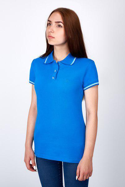 9dd8e0608c0 Футболка женская поло KEY EL Urban Planet (футболки