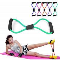 Расширитель для подтяжки груди йога-фитнес Зелёный