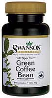 Зеленый кофе с имбирем капсулы для похудения купить в Украине, green coffe, ginger, оригинал из США