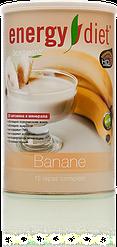 Коктейль Energy Diet со вкусом банана - Энерджи Диет банан