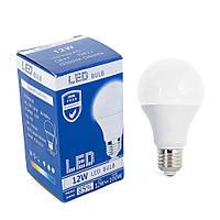 PREMIUM LED ЛАМПА ENERG, 12W, ХОЛОДНЫЙ СВЕТ, E27, E27 , Холодный (6500K), Стандартная (груша)
