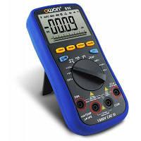 OWON B35 Bluetooth Цифровой мультиметр измеритель температуры с функцией голосового предупреждения Синий