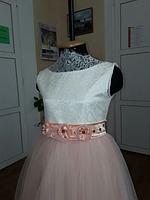 Дитяче плаття - Мережива Шантільї, фото 2