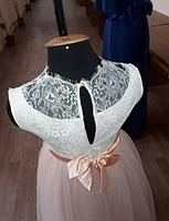 Дитяче плаття - Мережива Шантільї, фото 3