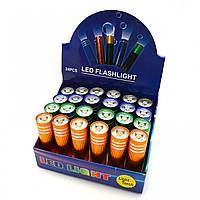 """LED фонарик """"Mood"""" 4 цвета"""