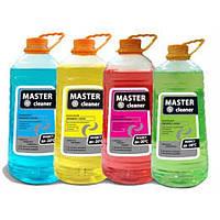 Омыватель стекла зимний Мaster cleaner -12 Экзотик 4л 4802648553