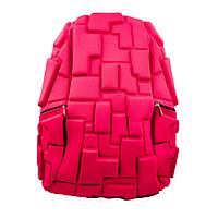 Большой рюкзак «Square» розовый